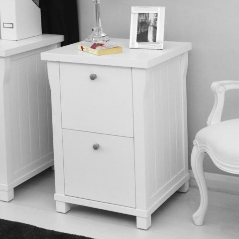 Hampton Painted Filing Cabinet