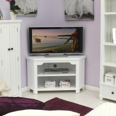 Hampton Painted TV Cabinet