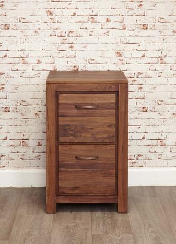 Mayan 2 Drawer Filing Cabinet