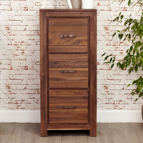 Mayan 3 Drawer Filing Cabinet