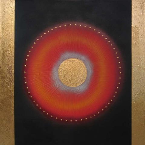 Thai Art - The Sun