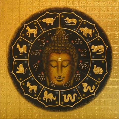Thai Art - Zodiac