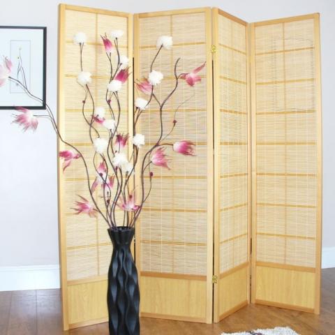 Matsu Natural Shoji Screen