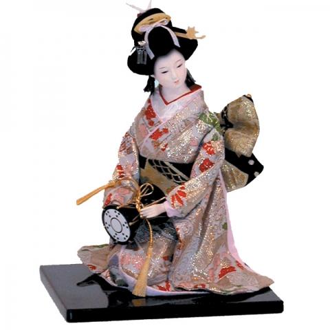 Japanese Lady Doll 3