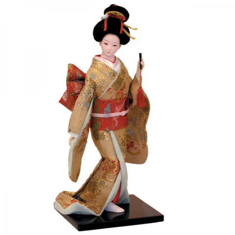 Japanese Lady Doll 5