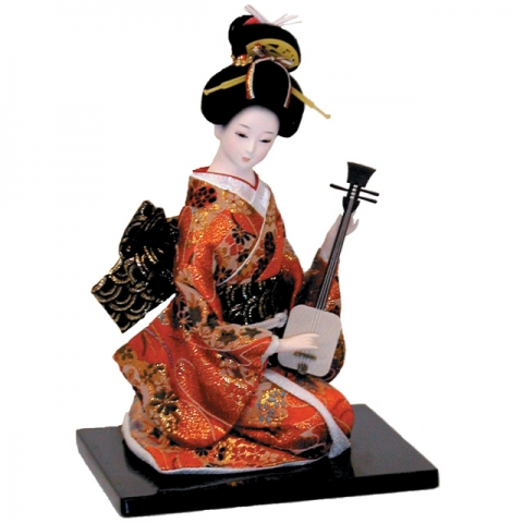 Japanese Doll 3
