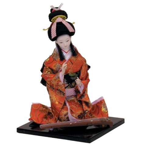 Japanese Lady Doll 7