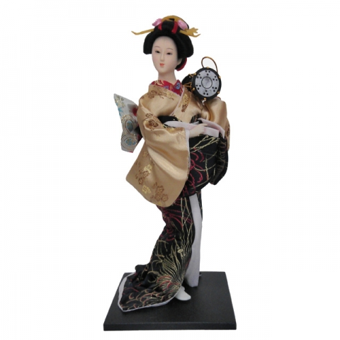 Collectible Japanese Doll