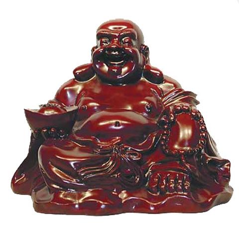Sitting Wealth Buddha