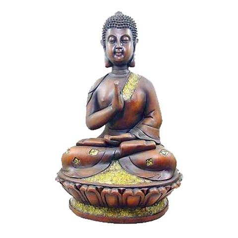 Meditating Lotus Buddha