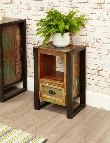 Urban Chic Bedside End Cabinet