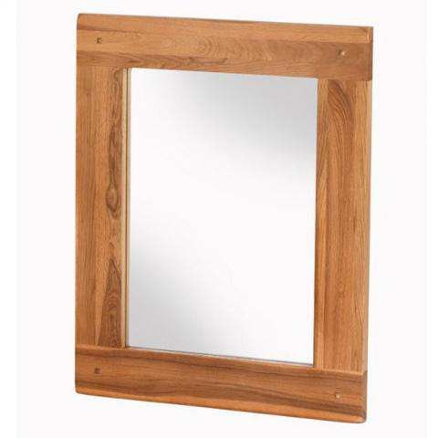 Cherbourg Oak Mirror