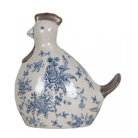 Chinese Large Floral Chicken