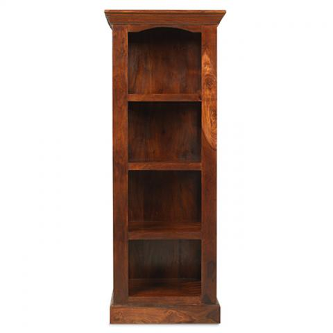 Jali 4 Shelf Alcove Bookcase