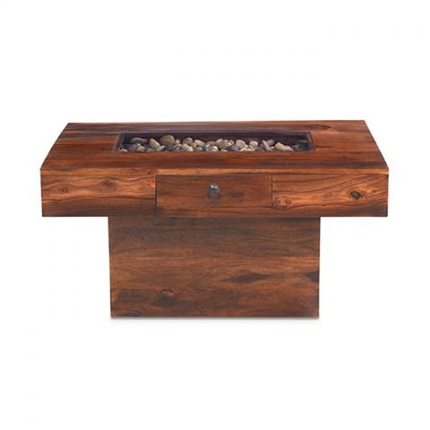 Jali Pebble Occasional Coffee Table