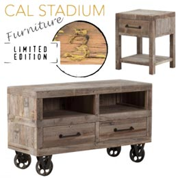 Cal Stadium Industrial Furniture