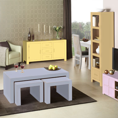 Colour Cube Furniture