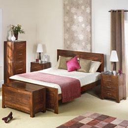 Coastal Reclaimed Furniture Cuba Cube Bedroom