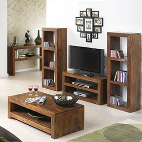 Cuba Cube Sheesham Furniture