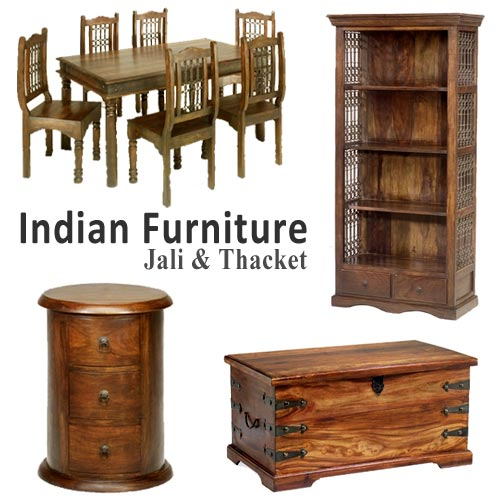 Jali Indian Furniture