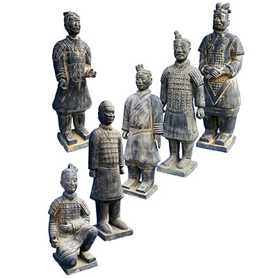 Chinese Terracotta Warriors