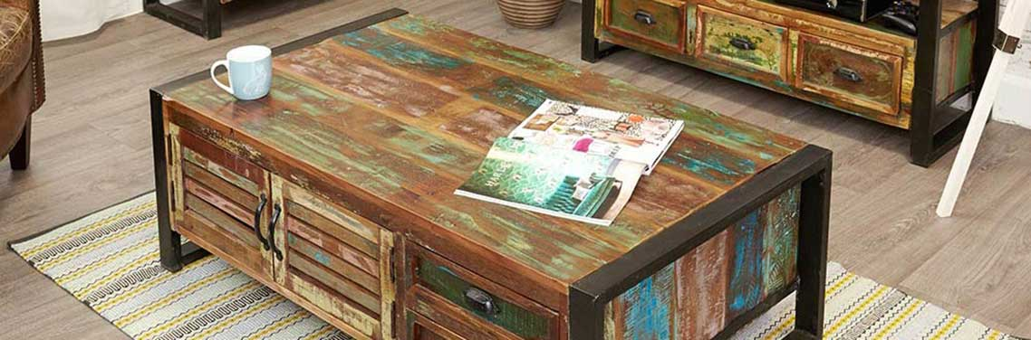 Urban Chic Furniture Collection ~ Unique and very contemporary Indian  hardwood