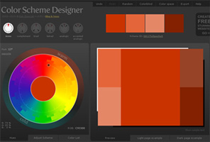 Colour Scheme Designer
