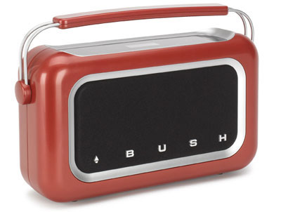 A 'Bush' radio from the 60's