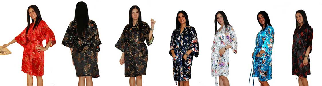 263ec60445ec7 Chinese Kimonos & Robes direct from Asia Dragon
