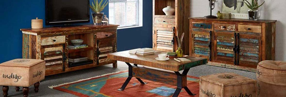 Coastal Reclaimed Furniture