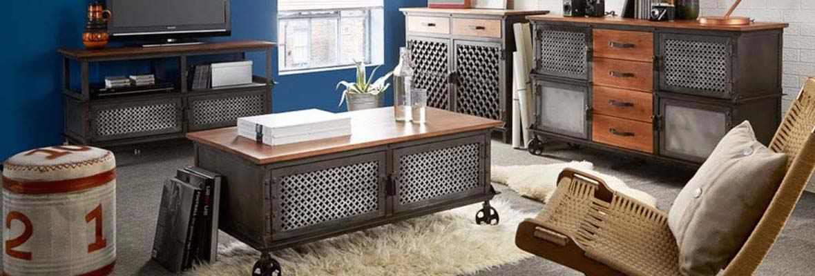 Evoke Indian Industrial Furniture