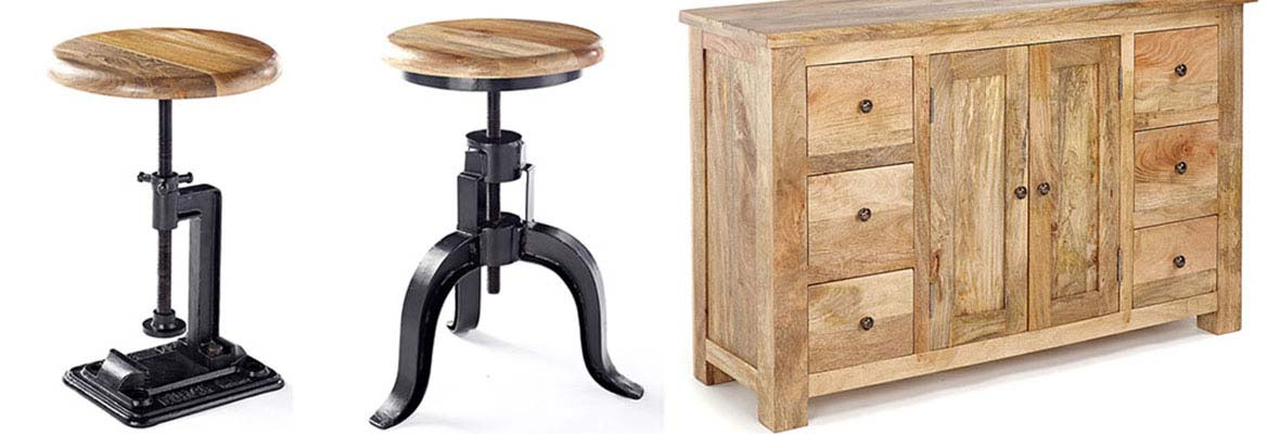 Industria Furniture & Stools