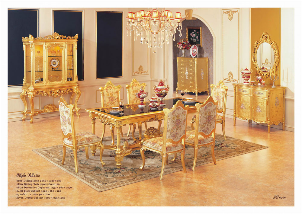 Wholesale classic furniture for Cheap baroque style furniture